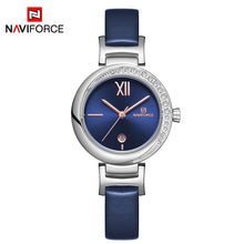 Naviforce 5007 Bella Women Watch - Blue