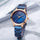 Naviforce 5008 Jade Women Watch - Blue