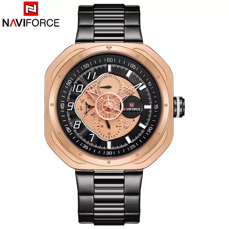 Naviforce 9141s Reflux Classic Watch