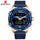 Naviforce 9128 Gambit Military Watch - Blue