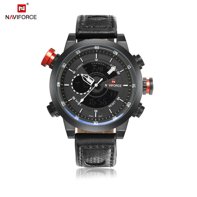 Naviforce 9081 Hombre Fashion Men Watch