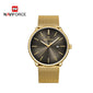 Naviforce 3012 Polo Women Watch - Gold