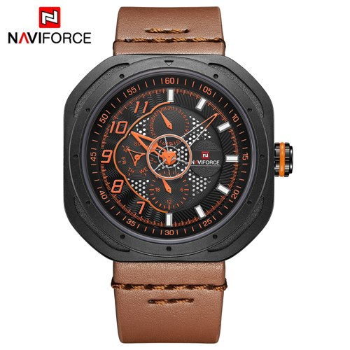 Naviforce 9141L Creative Military Watch