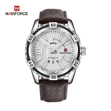 Naviforce 9117L Fozi Leather Watch