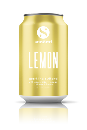 6-Pack: Lemon Switchel