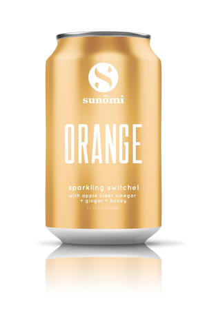 6-Pack: Orange Switchel