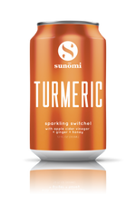 6-Pack: Turmeric Spice Switchel