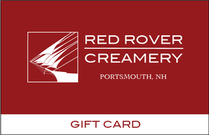Red Rover Creamery Gift Card