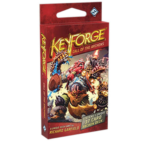 Keyforge: Call of the Archons Deck