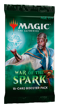 MAGIC THE GATHERING War of the Spark - Booster Pack