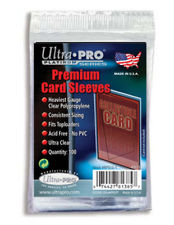 Ultra Pro Premium Card Sleeves 100pk