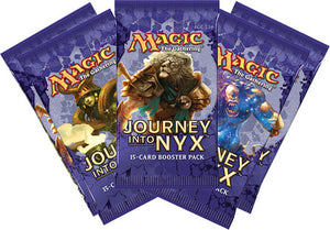 MAGIC THE GATHERING Journey into Nyx - Booster Pack