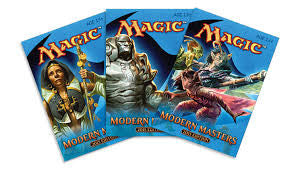 MAGIC THE GATHERING Modern Masters 2015- Booster Pack
