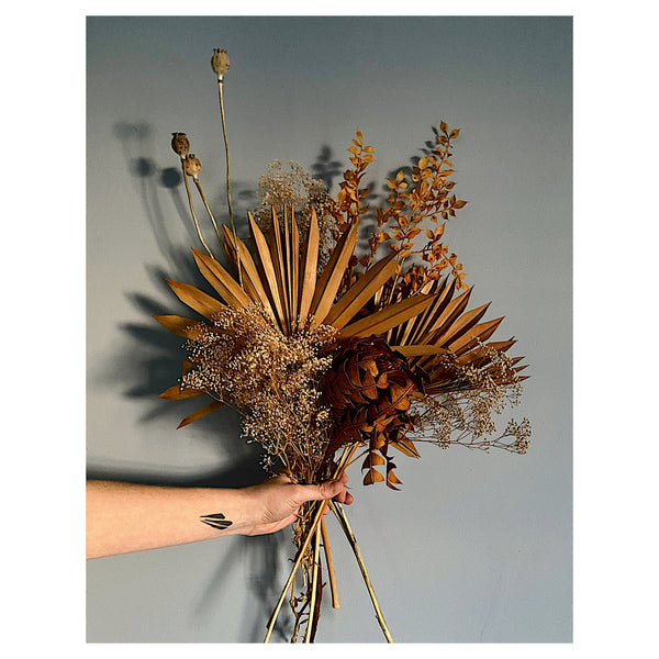 TERRACOTTA FOREVER BOUQUET