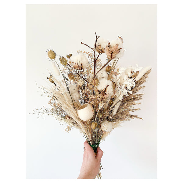 Custom Natural Forever Bouquet