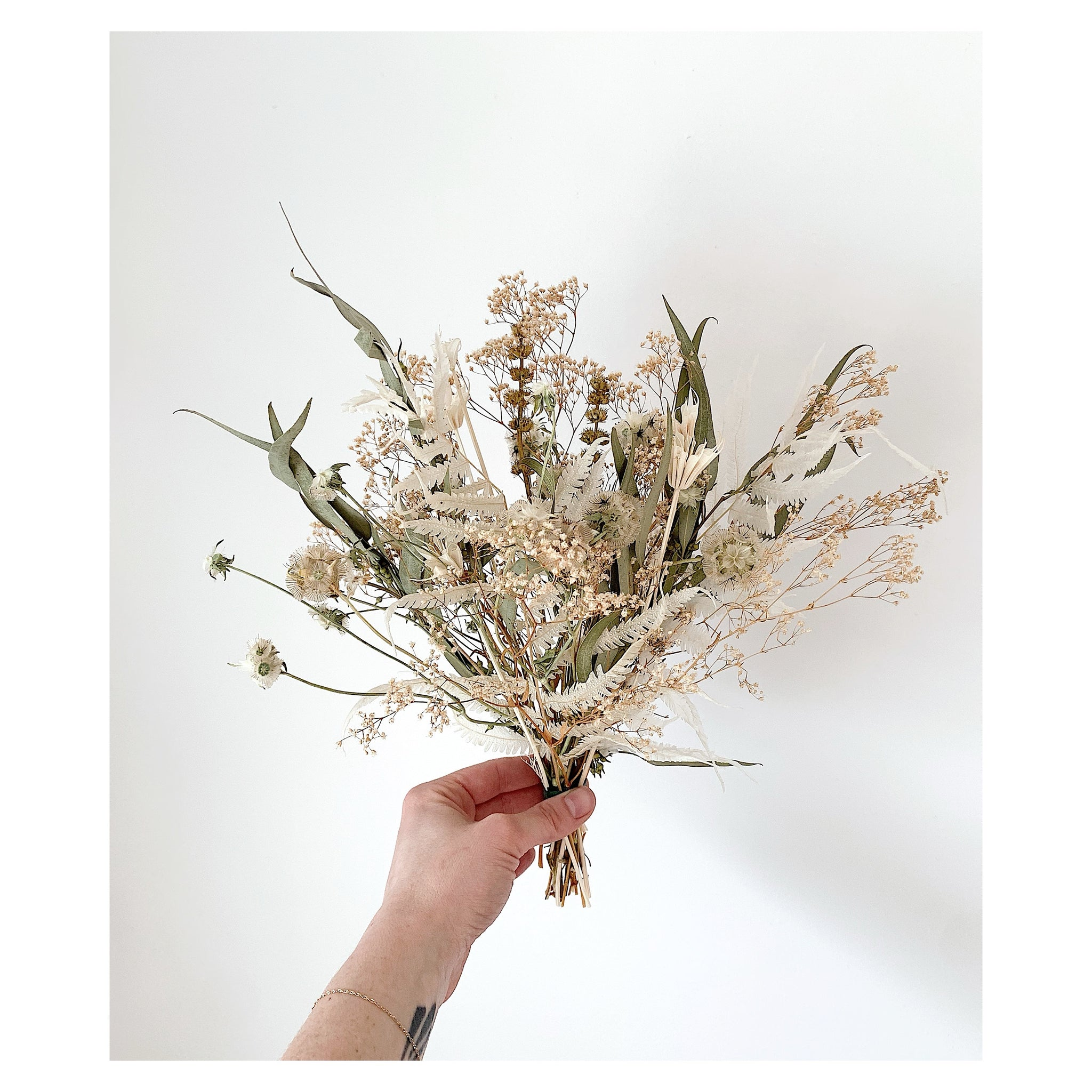 Fern Neutral Forever Bouquet