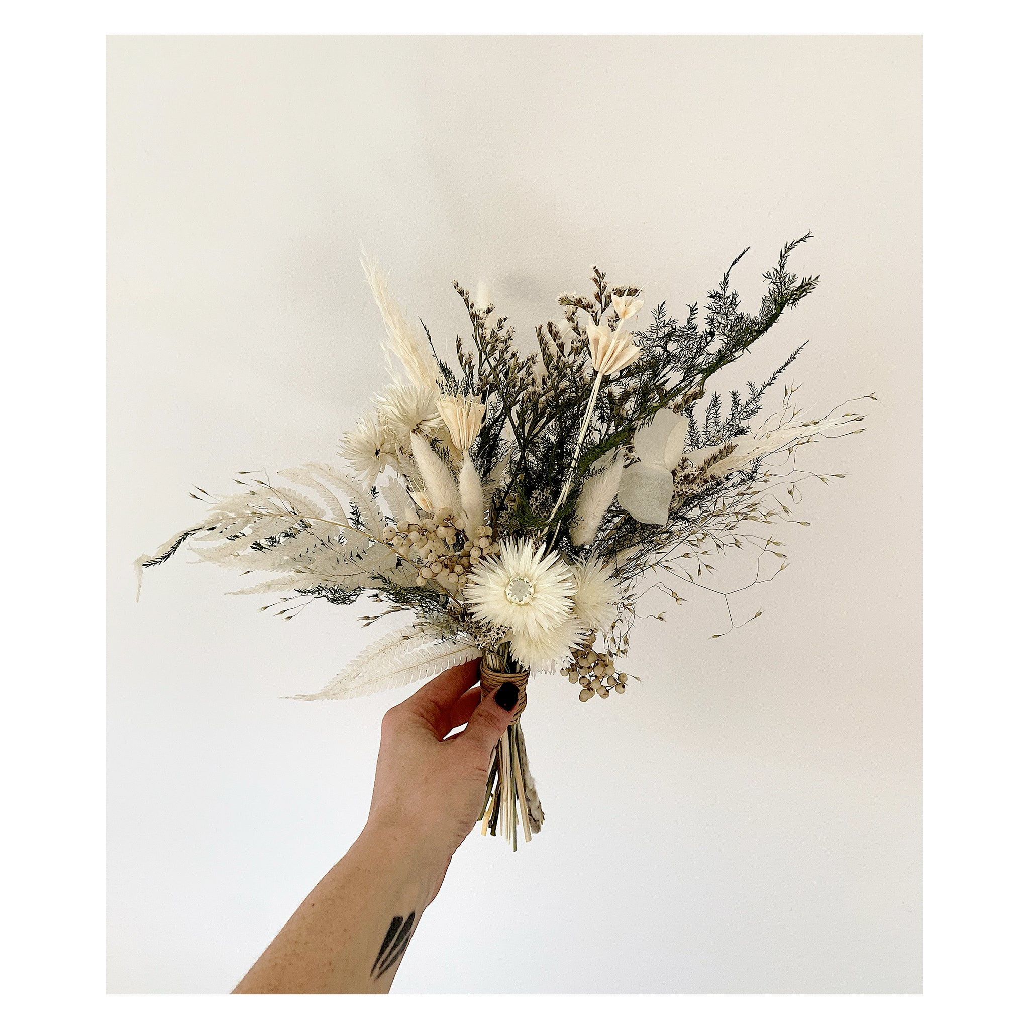 Custom Forever Bouquet