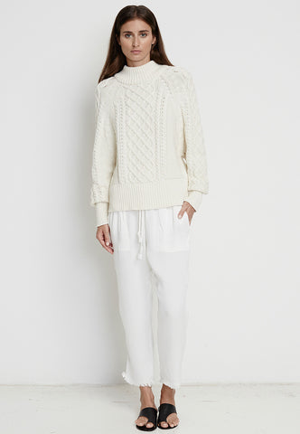 Lauren Knit Sweater - C/meo Collective | Shop Online - Saint Bowery