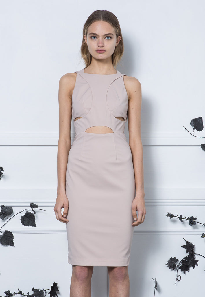 Ruled By Rules Dress by Asilio | Shop Online - Saint Bowery