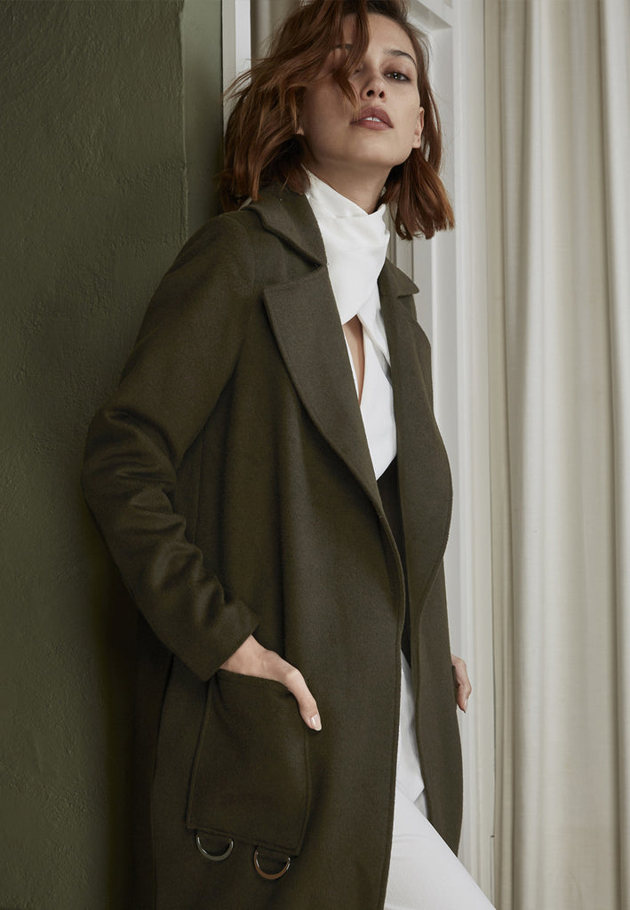 Better Things Coat - C/meo Collective | Shop Online - Saint Bowery
