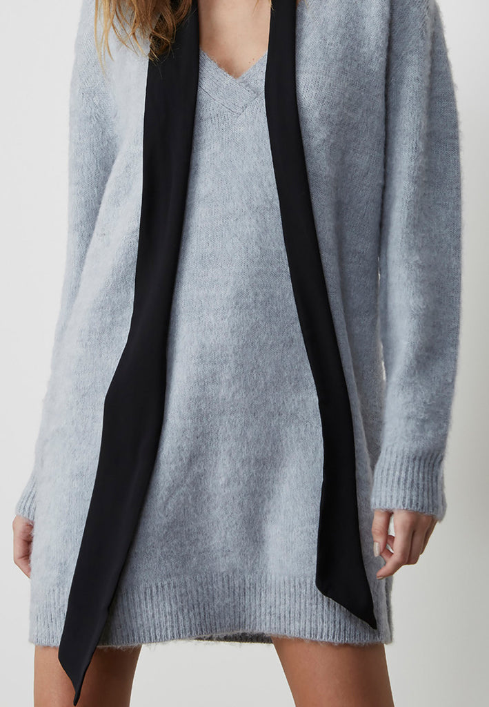 On The Way Knit Dress by C/meo Collective - Shop Online - Saint Bowery