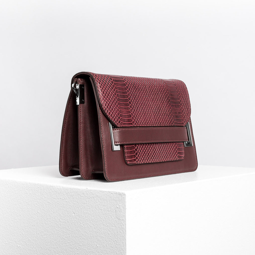 The Prism Burgundy - Nakedvice | Shop Online - Saint Bowery