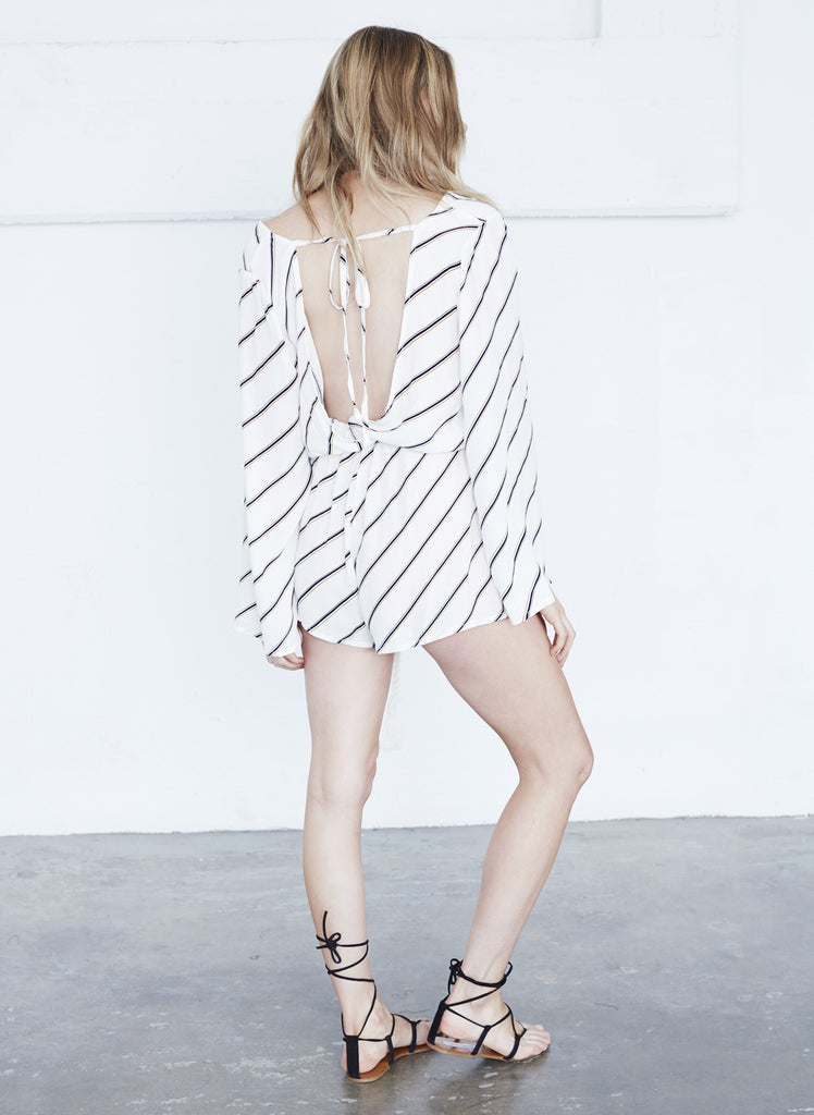 Vision Playsuit by Faithfull The Brand | Shop Online - Saint Bowery