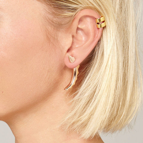 The Spike Jonze Dagger Earring | Sterling Silver - Shop Online - Saint Bowery
