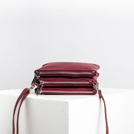 The Tame Burgundy - Naked Vice | Shop Online - Saint Bowery
