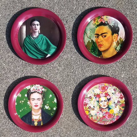 Frida tin Coaster sets