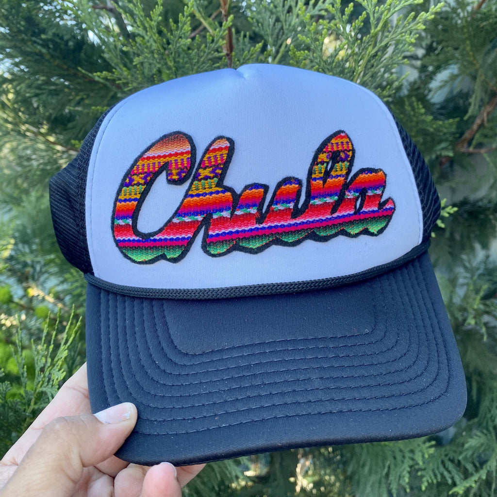 Sarape Trucker Hats