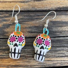 Día de Muertos Earrings