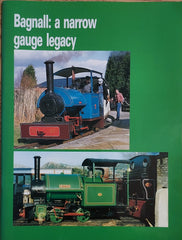 Bagnall: a narrow gauge legacy