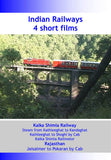 Indian Railways ~ 4 short films · DVD · 60 mins (LAST COPIES)