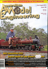 Australian Model Engineering - Sample Copy from 2009-2013 - MUCH REDUCED PRICE!
