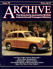 Archive: Issue 70