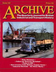 Archive Magazine Issue 64
