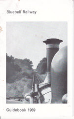 Bluebell Railway Guidebook 1969 - Secondhand