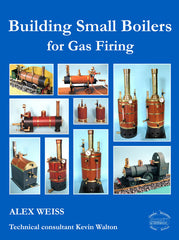 Building Small Boilers for Gas Firing (Digital book)