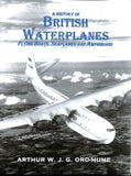 A History of British Waterplanes - Flying Boats, Seaplanes and Amphibians- Damaged