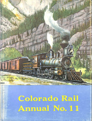 Colorado Rail Annual No.11