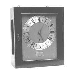Salomon Coster 8 day clock