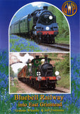 Bluebell Railway into East Grinstead • DVD • app.75 mins (SALE)