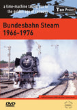Bundesbahn Steam  1966-1976 • 51 mins • B & W and Colour • Stereo Sound