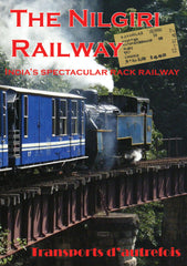 DVD The Nilgiri Railway  67 mins. • colour