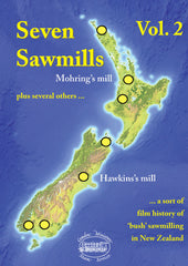 Seven Sawmills plus several others ... Vol. 2 • 70 mins