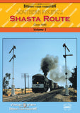 Southern Pacific's Shasta Route circa 1950 - Vol. 1 • 62 mins • mostly colour