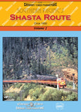 Southern Pacific's Shasta Route circa 1950 - Vol. 2 • 62 mins • colour