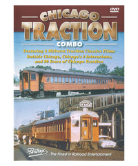 Chicago Traction Combo - DVD (Last Copies)