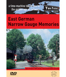 East German Narrow Gauge Memories • App 52 mins • B&W and colour • Stereo Sound •